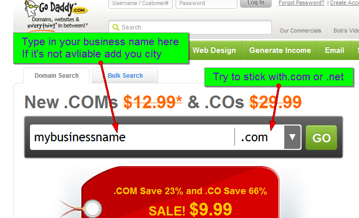 How to buy a website for your business