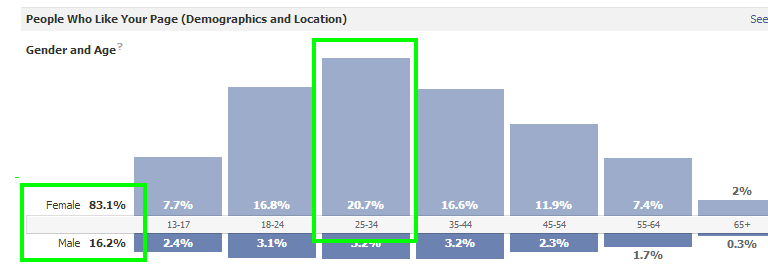 how local small busiesses can use Facebook insights