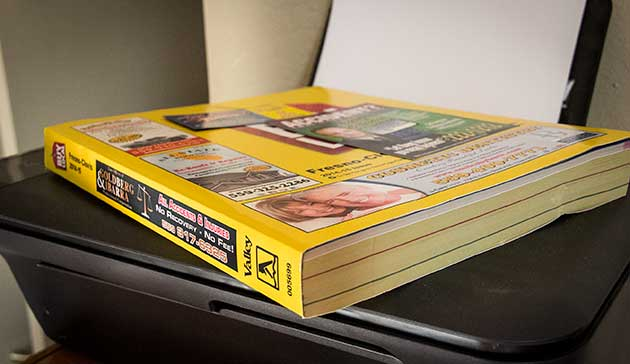alternative to yellow pages