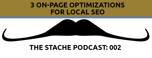3 local seo optimizations for your website